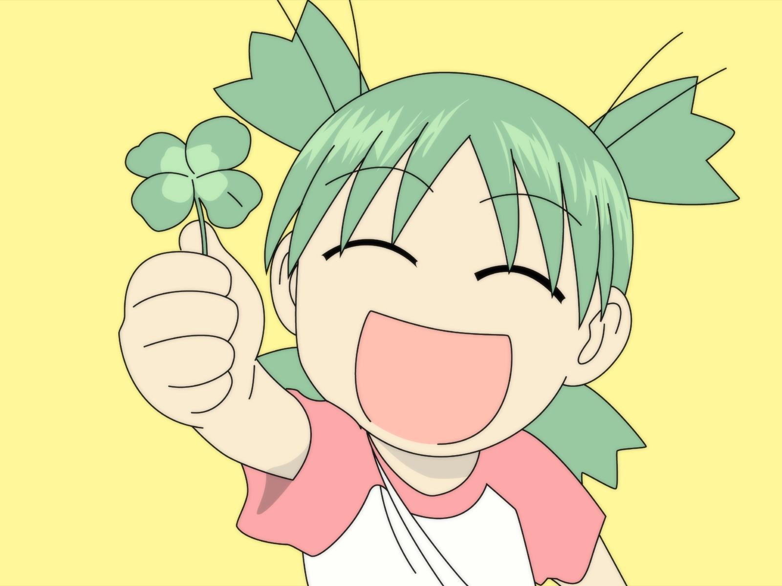 HQ Yotsuba! Wallpapers | File 287.89Kb