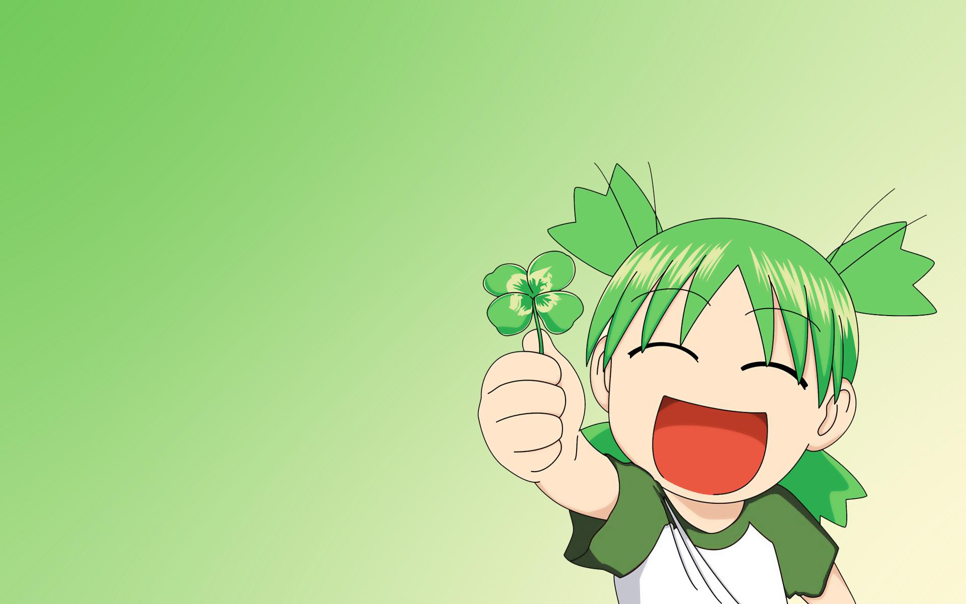 Nice Images Collection: Yotsuba! Desktop Wallpapers
