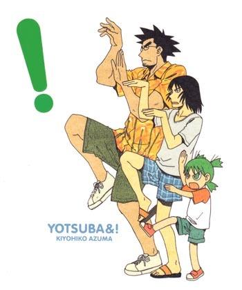Images of Yotsuba! | 350x420