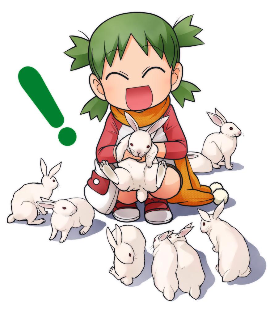 Amazing Yotsuba! Pictures & Backgrounds