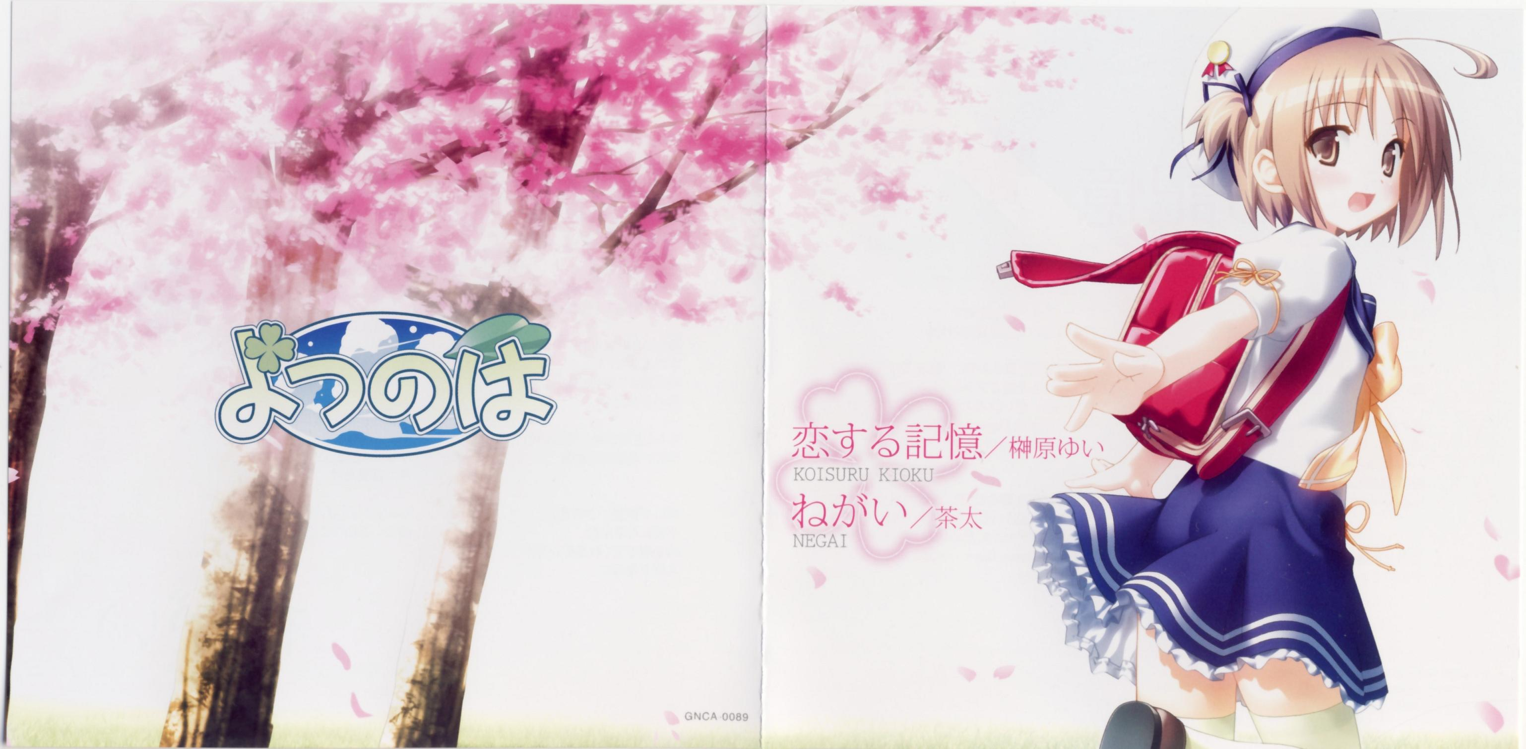 HD Quality Wallpaper   Collection: Anime, 3076x1511 Yotsunoha