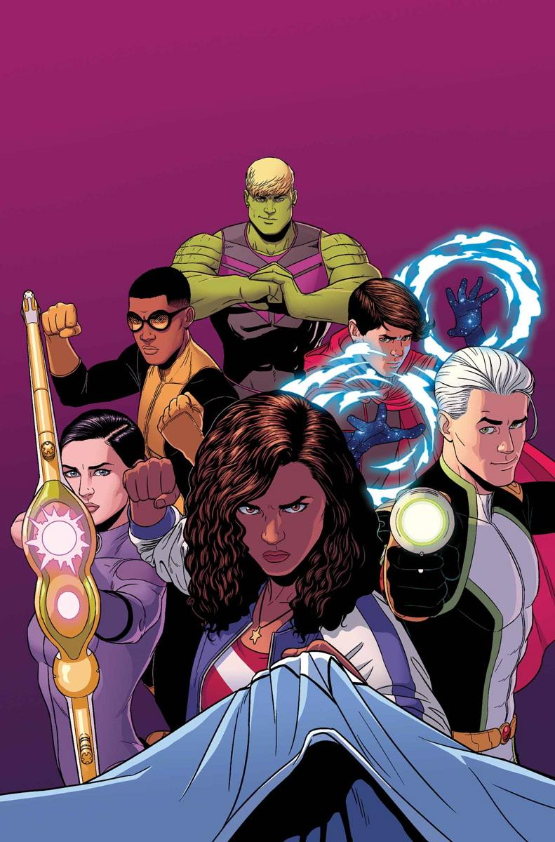 High Resolution Wallpaper   Young Avengers 791x1200 px
