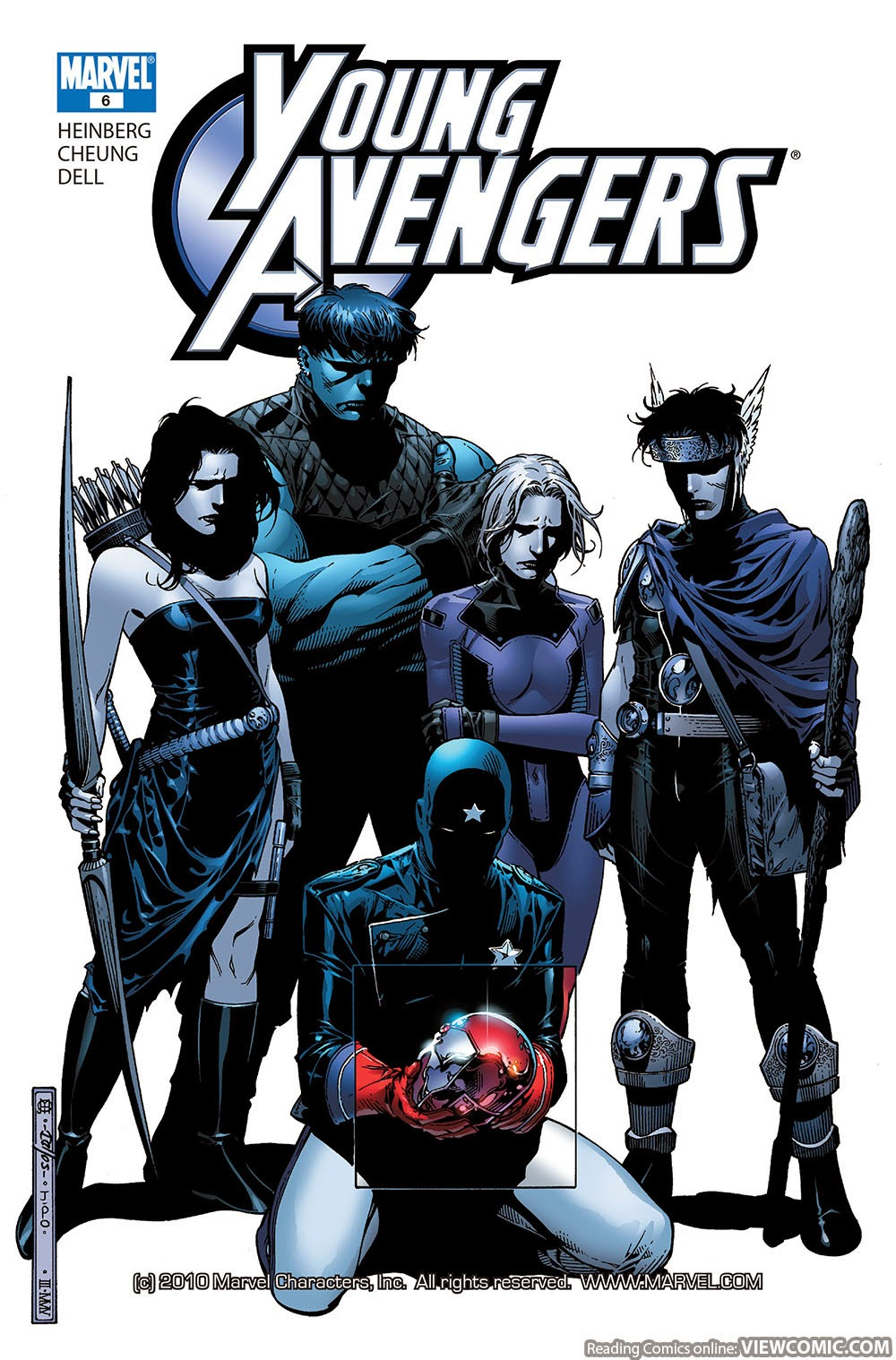 Young Avengers Backgrounds, Compatible - PC, Mobile, Gadgets  1000x1518 px