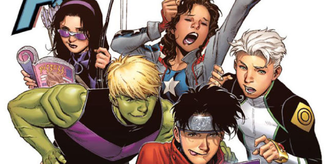HQ Young Avengers Wallpapers   File 56.49Kb