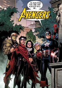 200x284 > Young Avengers Wallpapers