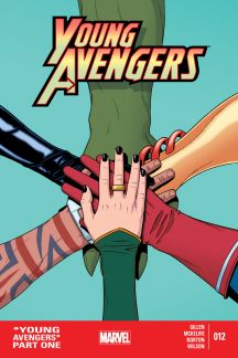 HD Quality Wallpaper   Collection: Comics, 216x324 Young Avengers