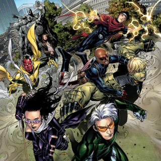 Amazing Young Avengers Pictures & Backgrounds