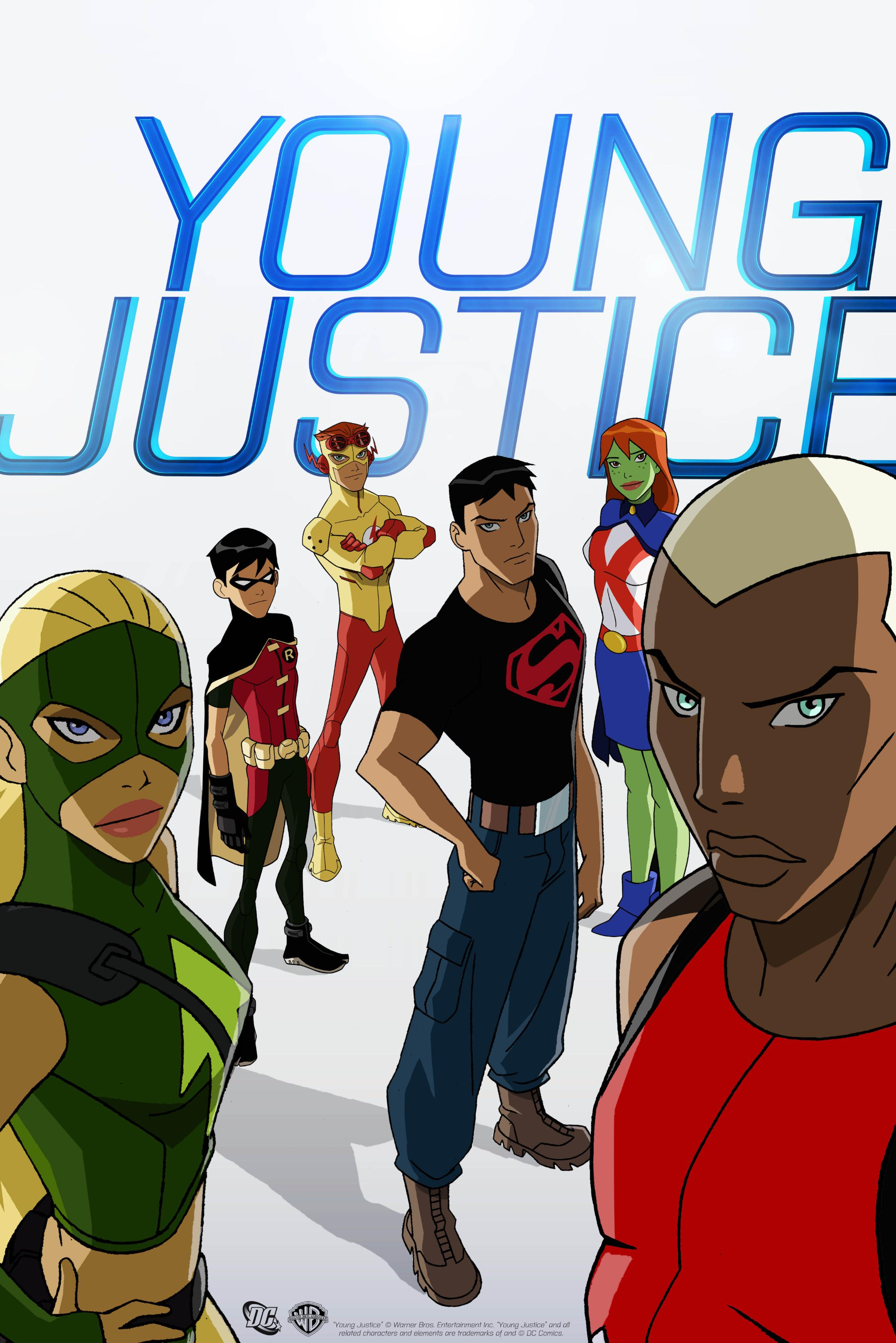 Young Justice Backgrounds on Wallpapers Vista