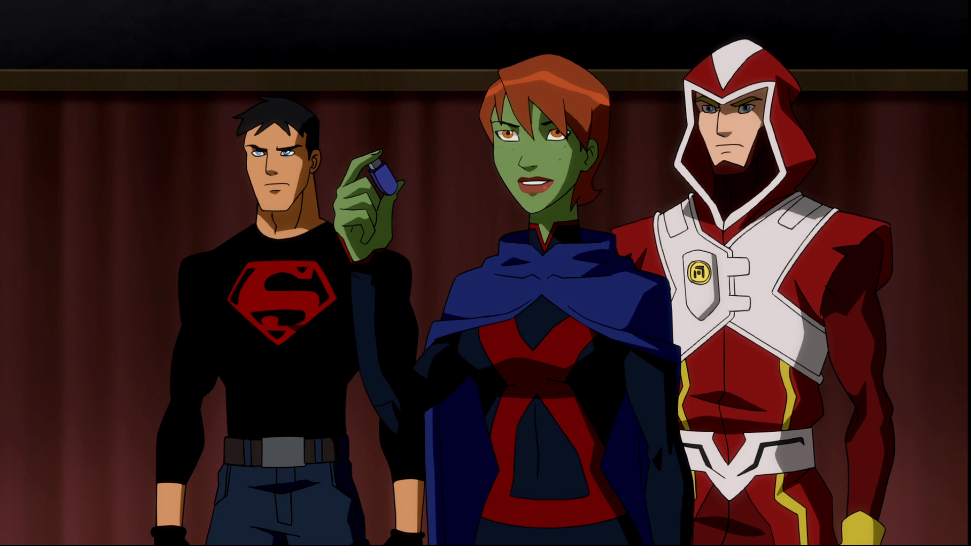 Nice wallpapers Young Justice: Invasion 1920x1080px