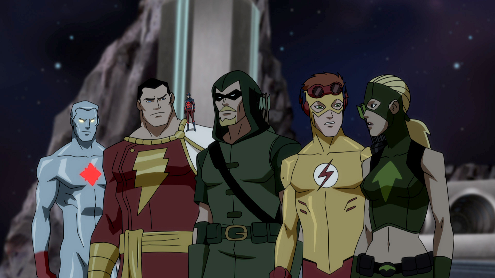Amazing Young Justice: End Game Pictures & Backgrounds