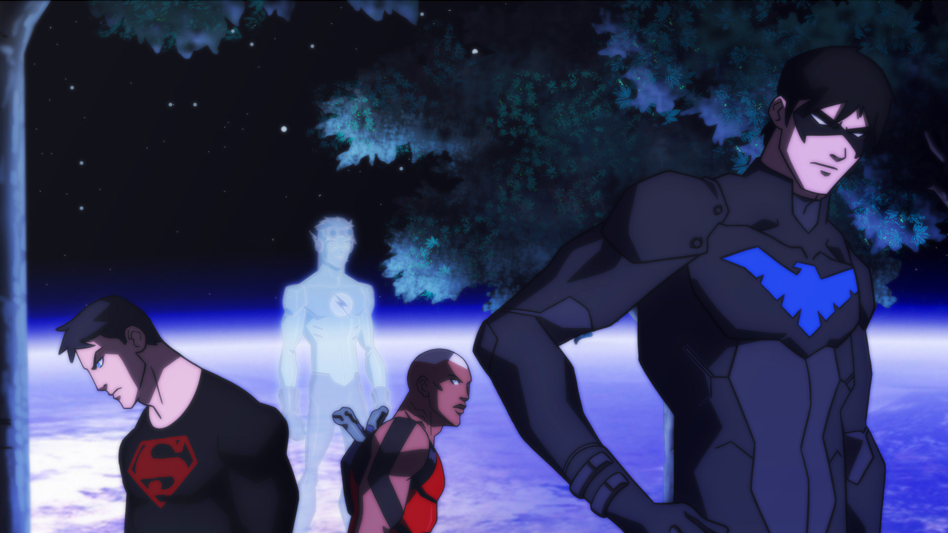 High Resolution Wallpaper | Young Justice: End Game 1920x1080 px