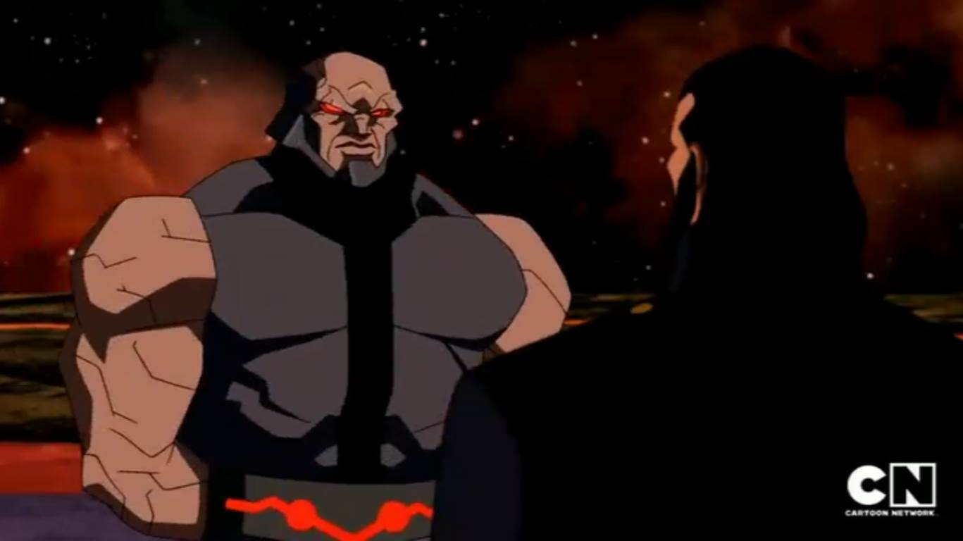 HD Quality Wallpaper | Collection: Cartoon, 1367x768 Young Justice: End Game