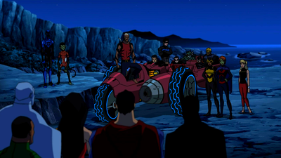 Young Justice: End Game High Quality Background on Wallpapers Vista