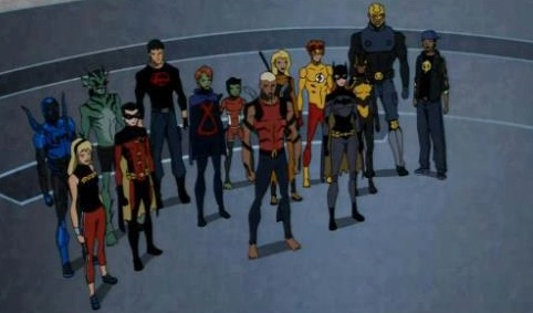 Young Justice: End Game Backgrounds on Wallpapers Vista