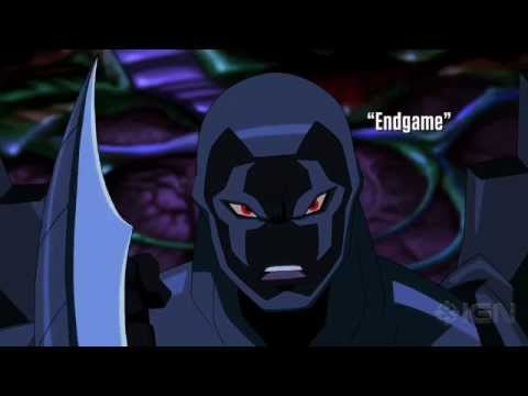 Nice wallpapers Young Justice: End Game 480x360px