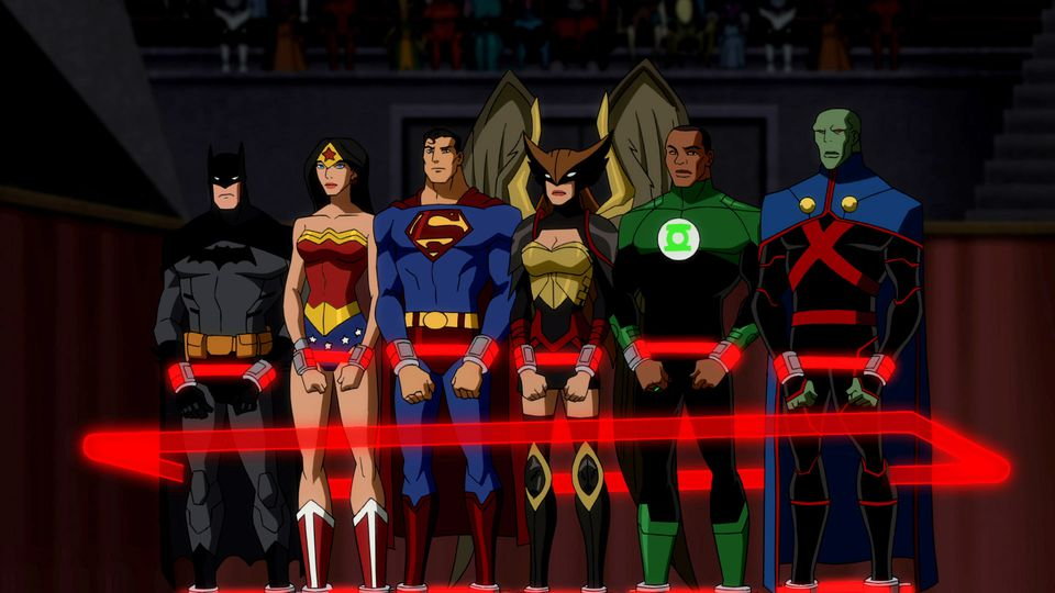 960x540 > Young Justice: End Game Wallpapers