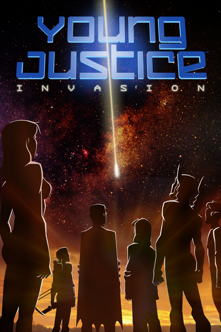 Young Justice: Invasion Backgrounds, Compatible - PC, Mobile, Gadgets| 444x666 px