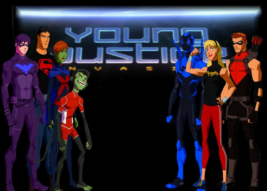 HQ Young Justice: Invasion Wallpapers | File 83.04Kb