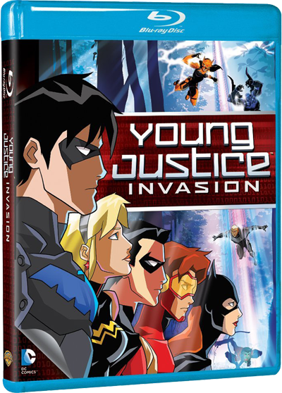 High Resolution Wallpaper | Young Justice: Invasion 400x558 px