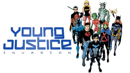 HQ Young Justice: Invasion Wallpapers | File 34.43Kb
