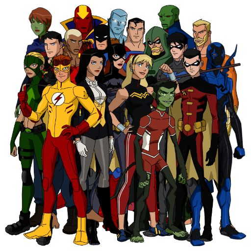 Images of Young Justice   512x512