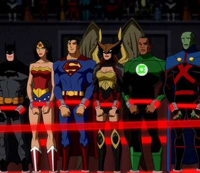 HQ Young Justice Wallpapers   File 156.14Kb