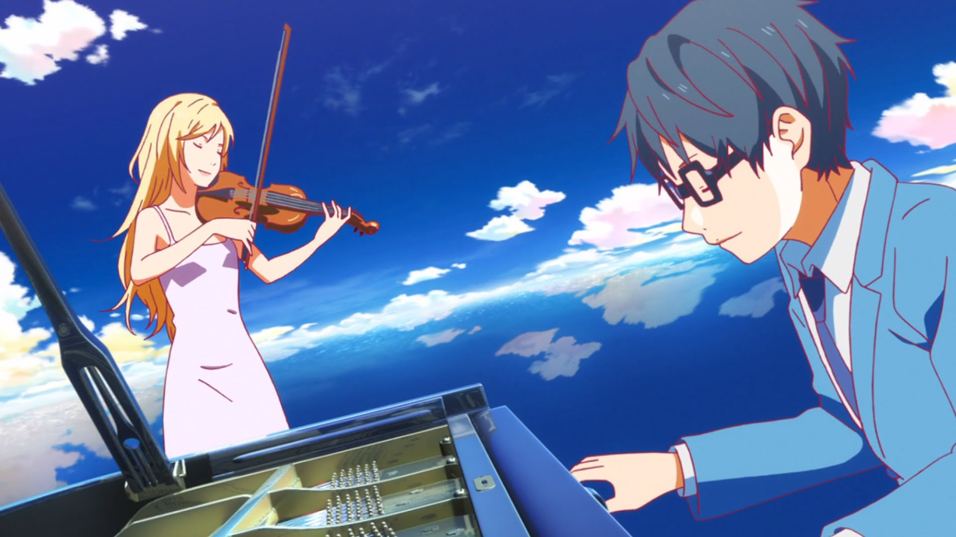 Amazing Your Lie In April Pictures & Backgrounds