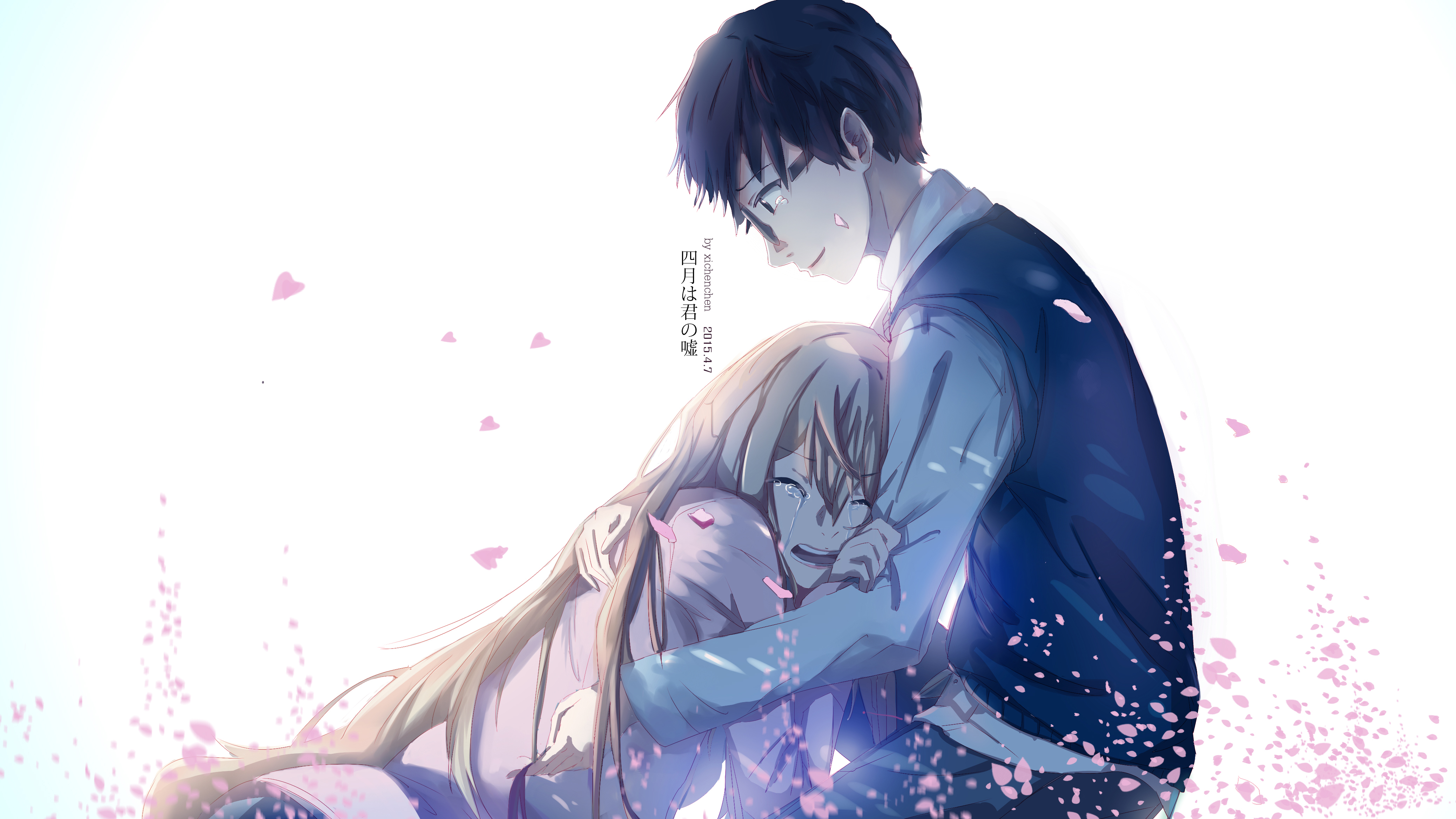 Your Lie In April Backgrounds on Wallpapers Vista