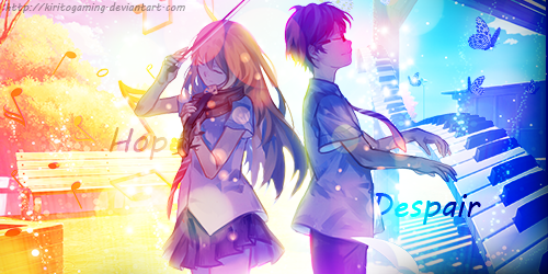 Images of Your Lie In April | 500x250