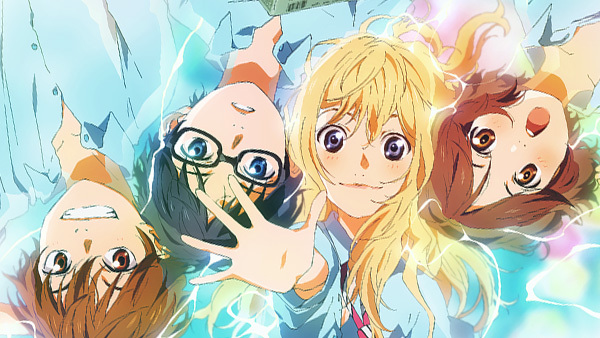 Your Lie In April Pics, Anime Collection