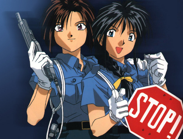 Nice wallpapers You're Under Arrest 600x457px