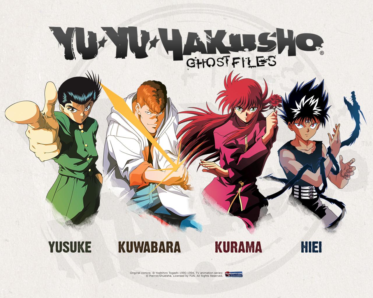 HQ Yu Yu Hakusho Wallpapers | File 500.57Kb