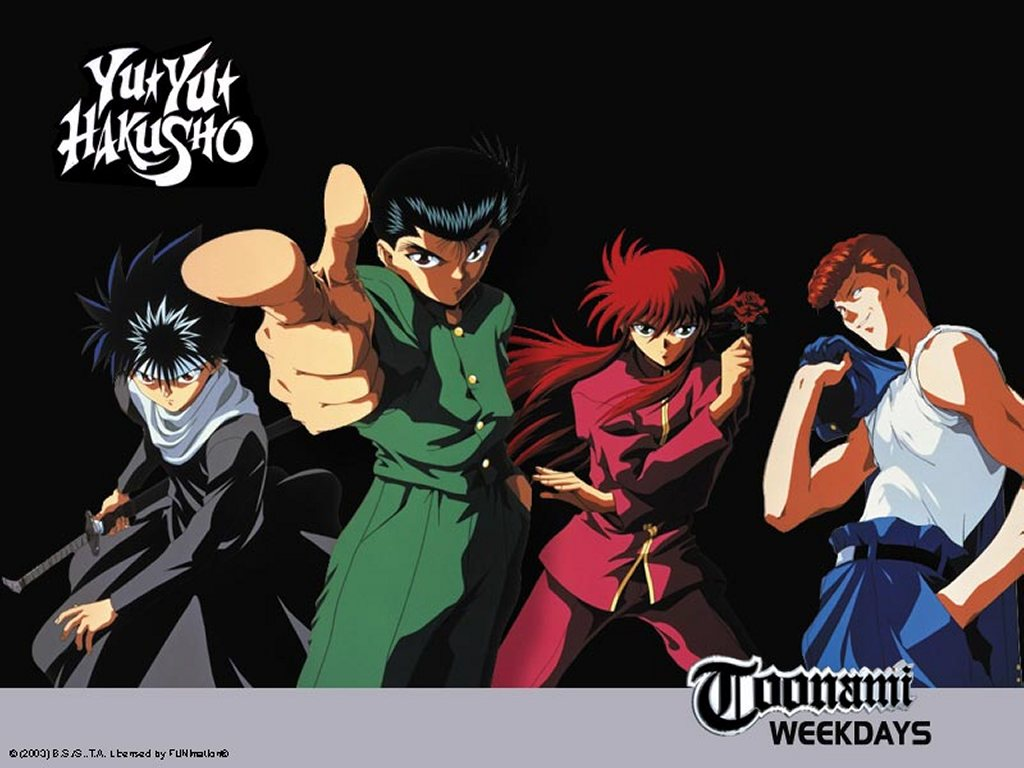 Yu Yu Hakusho Wallpapers Anime Hq Yu Yu Hakusho Pictures 4k