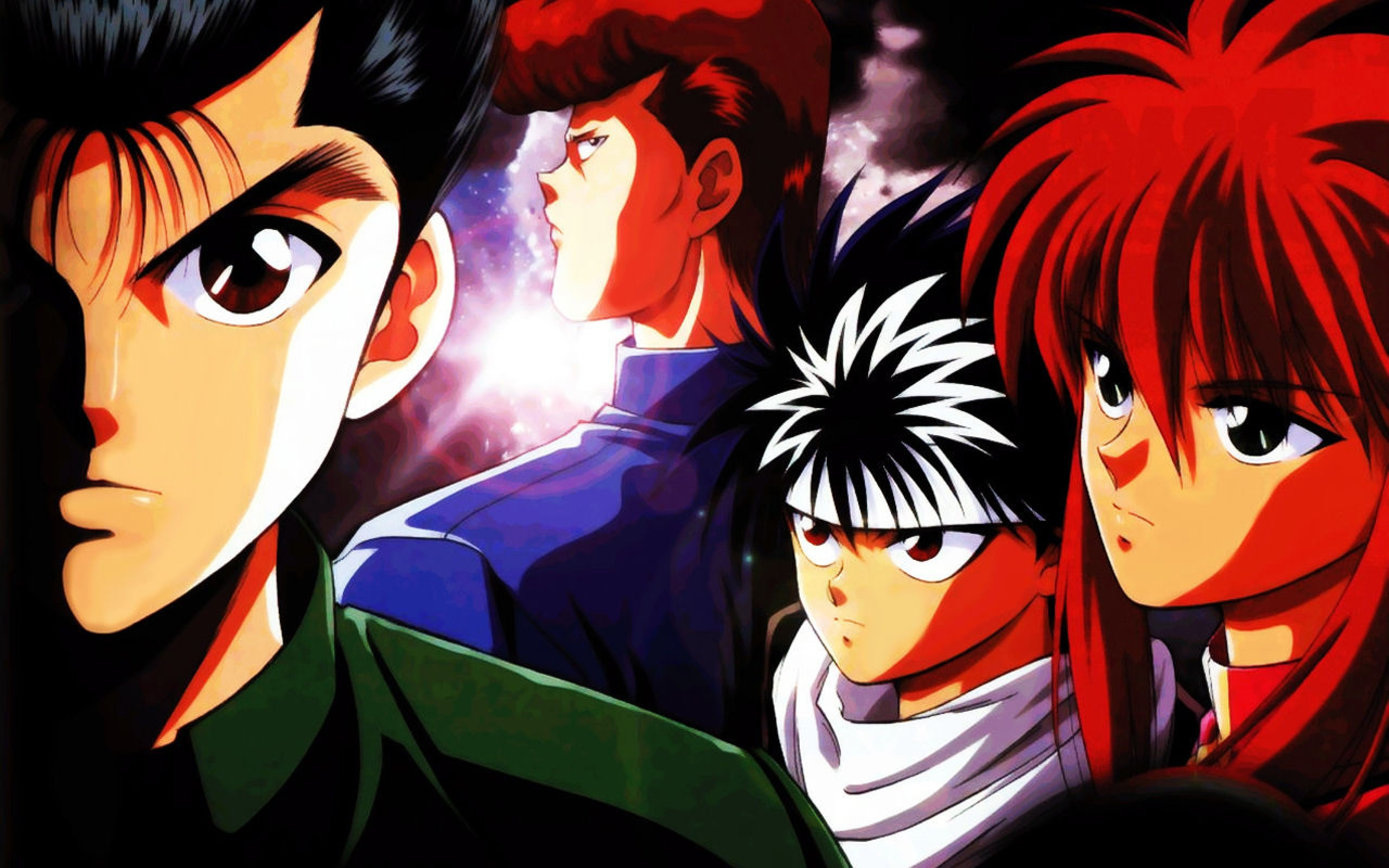 Yu Yu Hakusho Wallpapers Anime Hq Yu Yu Hakusho Pictures 4k