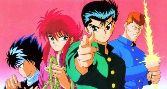 HD Quality Wallpaper | Collection: Anime, 576x307 Yu Yu Hakusho