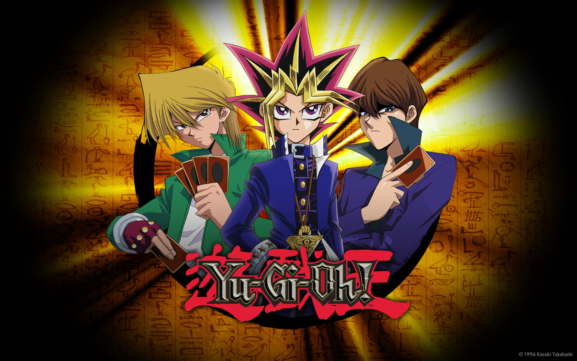 Yu-Gi-Oh! Backgrounds, Compatible - PC, Mobile, Gadgets| 1920x1200 px