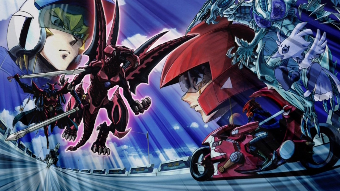 HQ Yu-Gi-Oh 5D's Wallpapers   File 284.58Kb