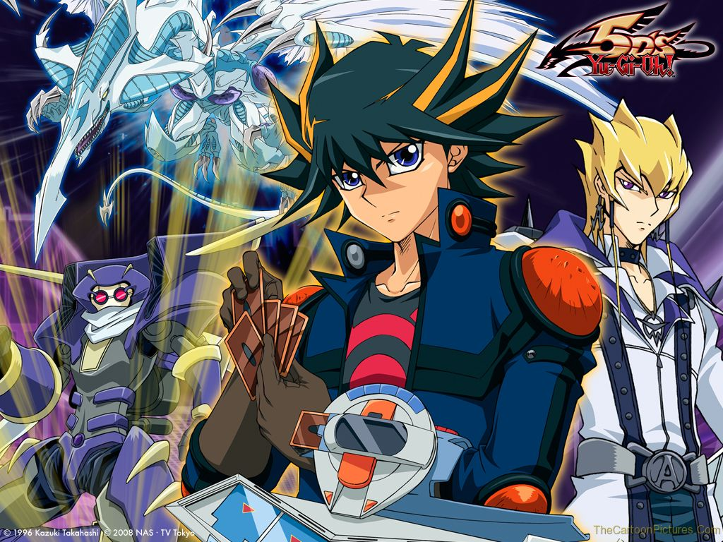 HQ Yu-Gi-Oh 5D's Wallpapers   File 206.93Kb