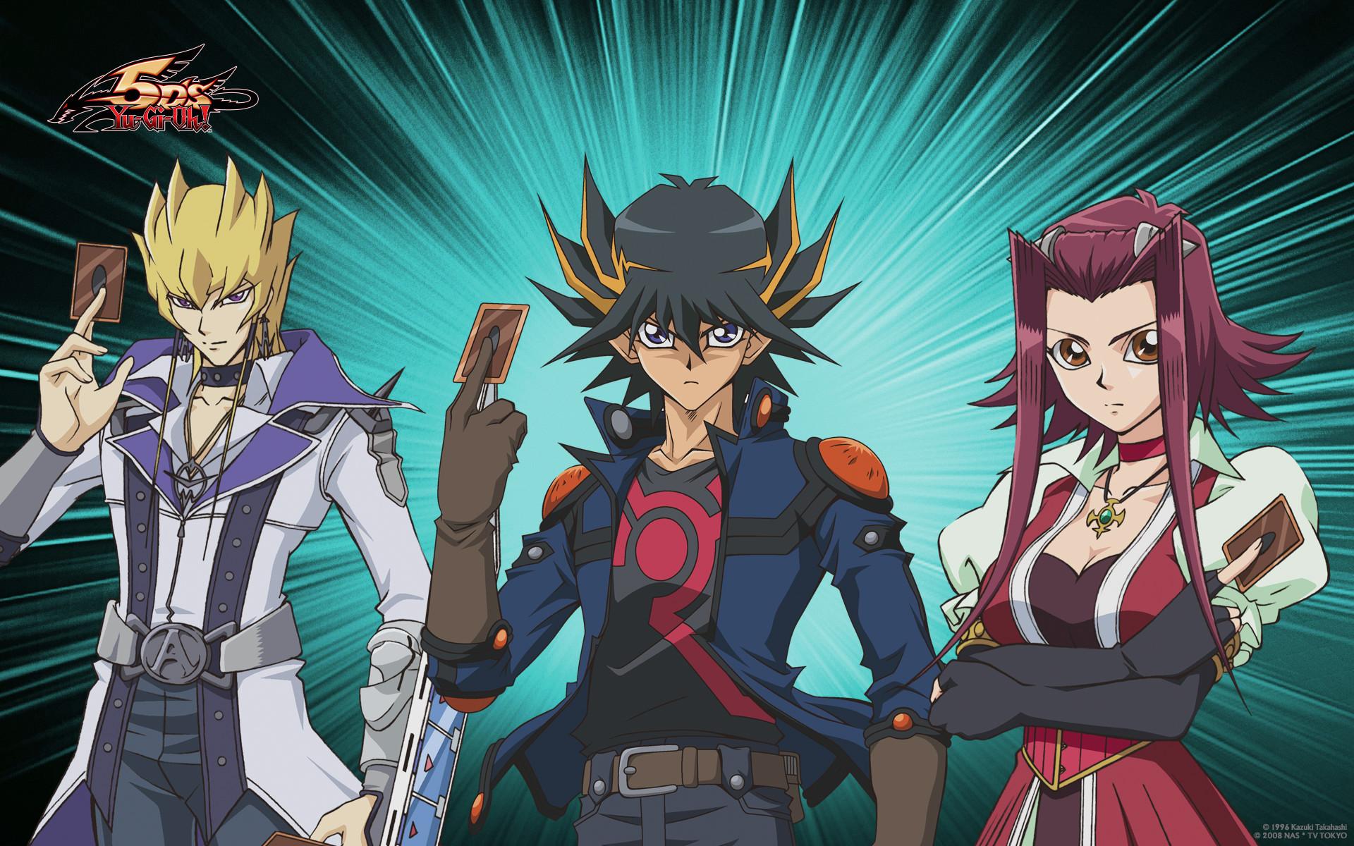 Yu-Gi-Oh 5D's Pics, Anime Collection