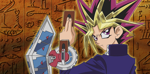 Images of Yu-Gi-Oh! | 495x245