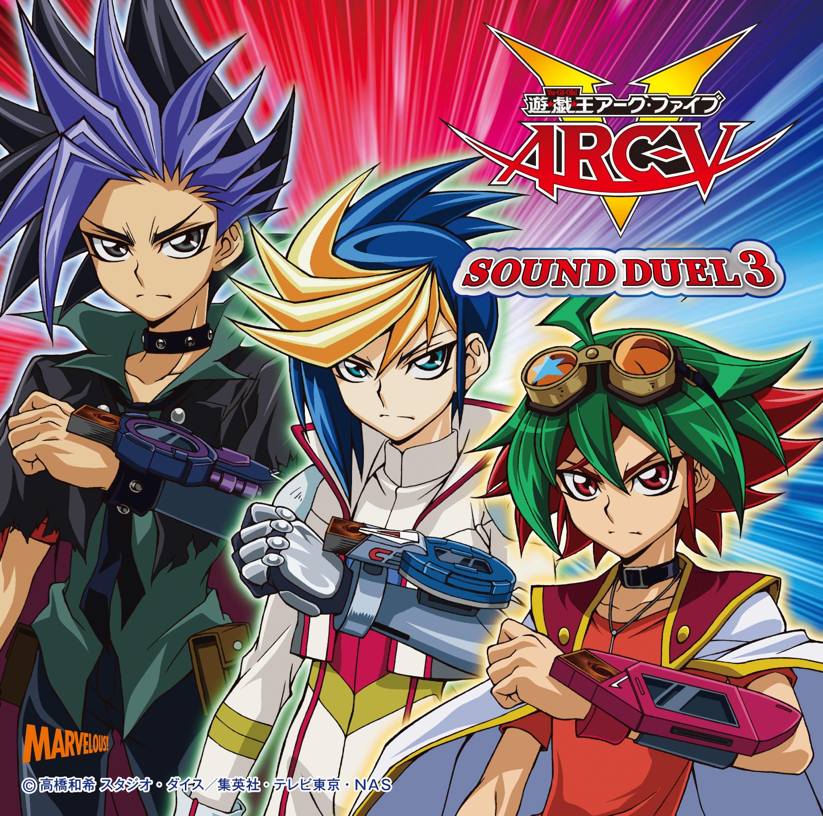 Yu-Gi-Oh! Arc-V Pics, Anime Collection