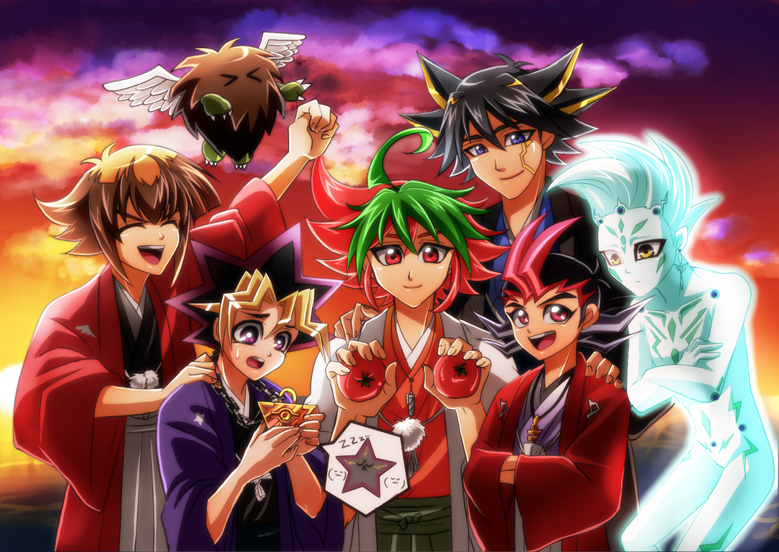 Yu-Gi-Oh! Arc-V Backgrounds, Compatible - PC, Mobile, Gadgets| 1129x800 px