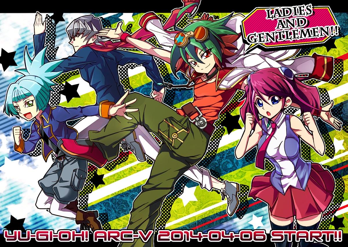 Nice wallpapers Yu-Gi-Oh! Arc-V 1200x850px
