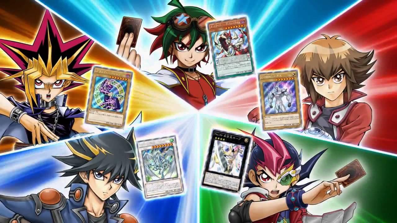 Nice wallpapers Yu-Gi-Oh! Arc-V 1280x720px