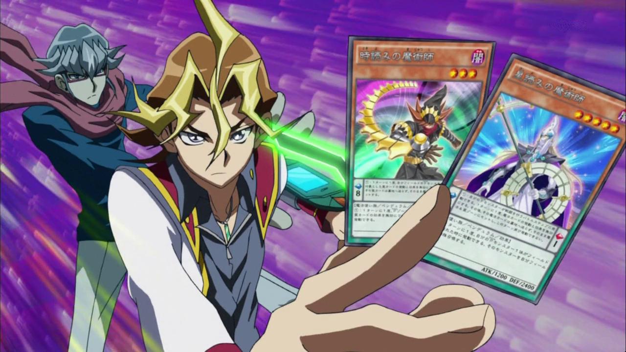 Yu-Gi-Oh! Arc-V Backgrounds on Wallpapers Vista