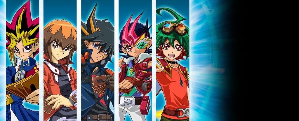 Yu-Gi-Oh! Pics, Anime Collection