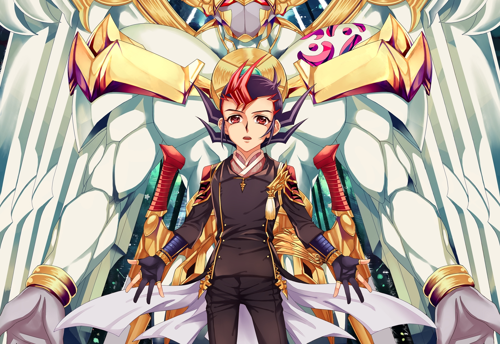 Yu-Gi-Oh! Zexal Backgrounds, Compatible - PC, Mobile, Gadgets| 1680x1155 px