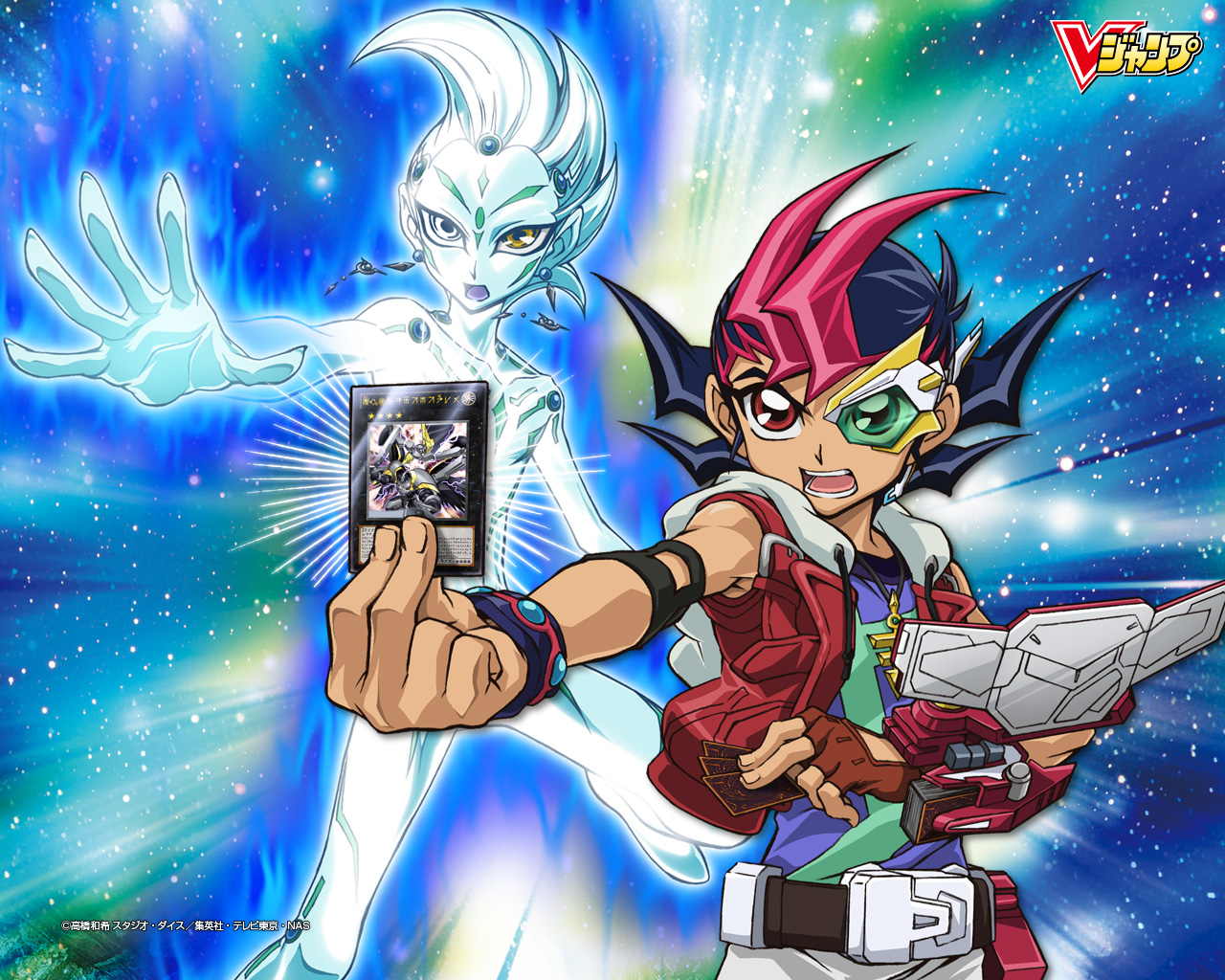 Yu-Gi-Oh! Zexal Backgrounds, Compatible - PC, Mobile, Gadgets| 1280x1024 px
