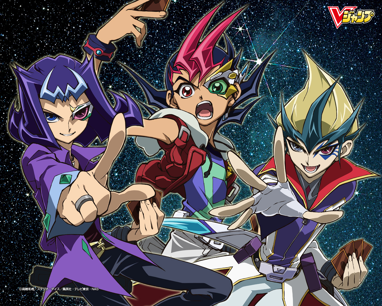 Yu-Gi-Oh! Zexal High Quality Background on Wallpapers Vista