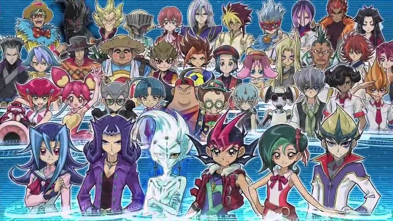 Yu-Gi-Oh! Zexal Backgrounds on Wallpapers Vista